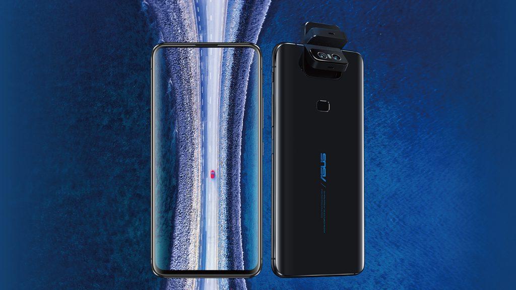 Asus Zenfone 6 y su cámara doble motorizada