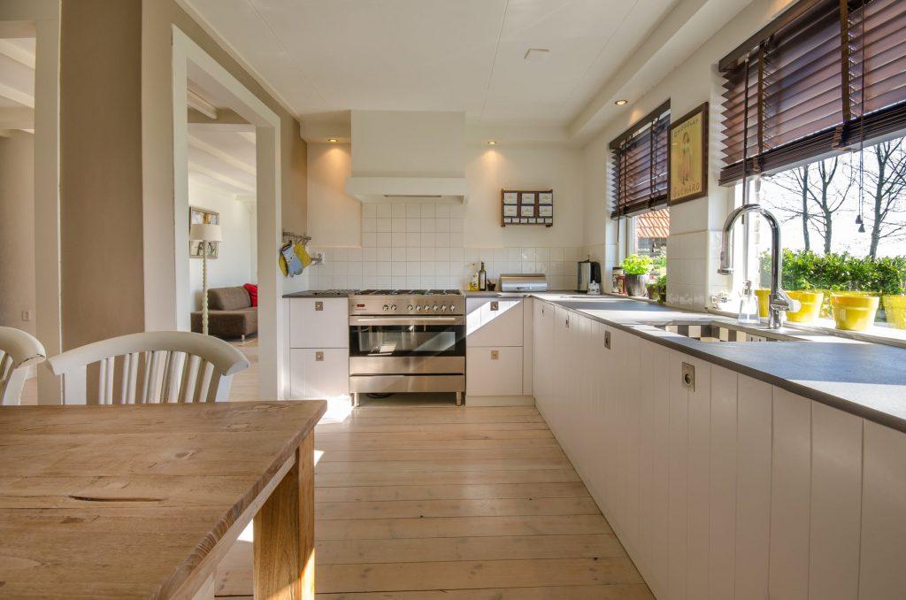 La nuevas cocinas están pensadas y diseñadas para que las nuevas generaciones lleven la vida saludable que buscan.