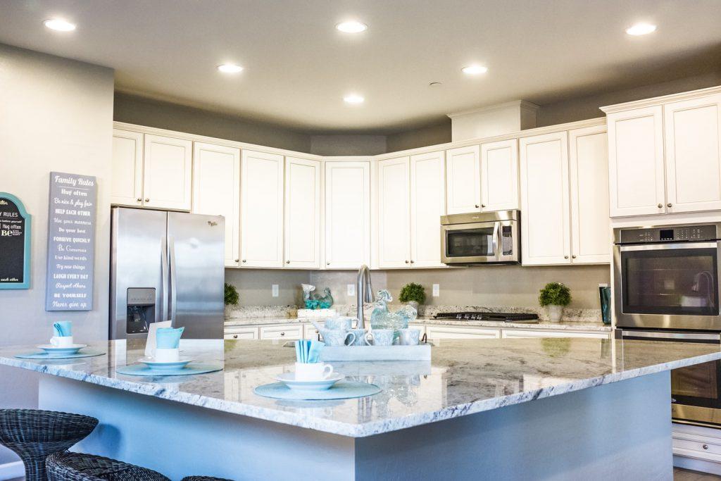 Los microondas integrables mejoran el diseño de la cocina y ahorran espacio